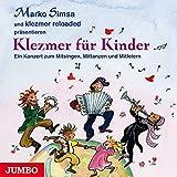 Marko Simsa und KlezmerReloaded präsentieren: Klezmer für Kinder: Ein Konzert zum Mitsingen, Mittanzen und Mitfeiern