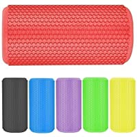 TNP Accessories Foam Roller Yoga Pilates Massage Workout Exercise Rehab Crossfit Physio Gym Therapy Sports Injury Smooth Texture High Density EVA Foam Roller