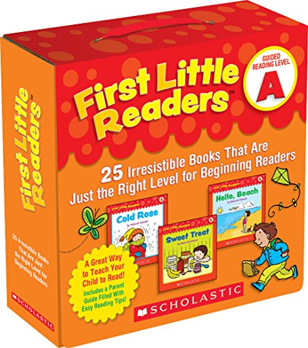 FIRST LITTLE READERS PARENT PACK GUIDED por DEBORAH SCHECTER