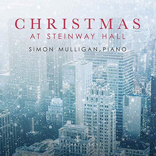 Christmas at Steinway Hall - Weihnachtslieder arrangiert für Klavier (Klavier Steinway)