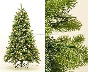 spritzguss christbaum 150cm mit led beleuchtung und. Black Bedroom Furniture Sets. Home Design Ideas
