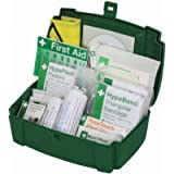 Safety First Aid Car Kit - HSE Compliant (Hard Box)