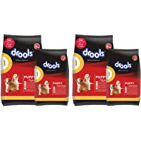 Drools Puppy Chicken Egg 3 kg Dry Dog Food (Pack of 4)