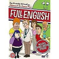 Full English ( Happy Families ) [ NON-USA FORMAT, PAL, Reg.2 Import - United Kingdom ] by Richard Ayoade