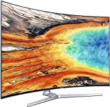 Samsung UE55MU9000TXXU 55-Inch Ultra HD Smart Curved UHD LED TV - Black
