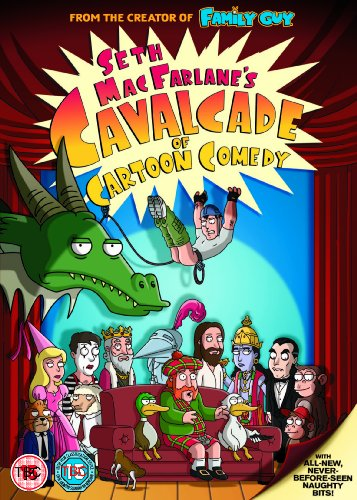 Image of Seth MacFarlane's Cavalcade of Cartoon Comedy [DVD]