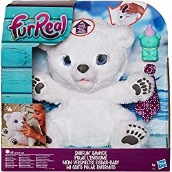 FurReal Friends - Peluche Efermito, mi osito polar (Hasbro B9073EU4)