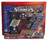 Mega Bloks Metal XS2  Battle Strikers Team Phantom - Odinskull Starter Pack
