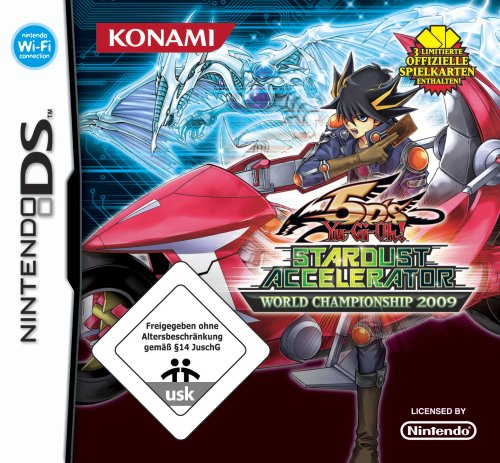 Yu-Gi-Oh! - 5D's Stardust Accelerator: World Championship 2009 (S Ds-spiele)
