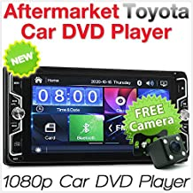 Toyota RAV4 MR2 GT 86 Previa - Reproductor de DVD para Coche (Estéreo, USB