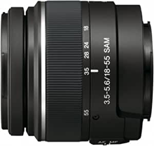 Sony Sal1855 3 5 5 6 18 55mm Dt Sam Sony Lens Camera Photo