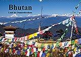 Bhutan 2019 - Land des Donnerdrachens (Wandkalender 2019 DIN A2 quer): Klöster, Menschen und Landschaften aus Bhutan (Monatskalender, 14 Seiten ) (CALVENDO Orte)