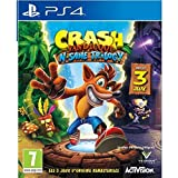 Crash Bandicoot N. Sane Trilogy Jeu PS4