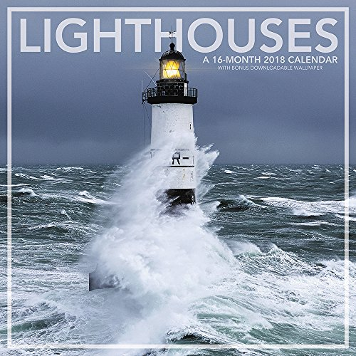 Lighthouses 2018 Calendar