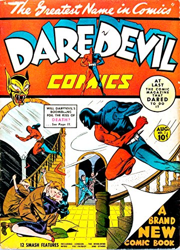 Daredevil Comics v1 #2 (English Edition)