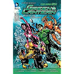 Green Lantern: Rise of the Third Army TP (The New 52) - Ingles