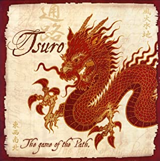 Compound Fun Games CLP020 Tsuro the Game of the Path (B002SQBB3O) | Amazon Products