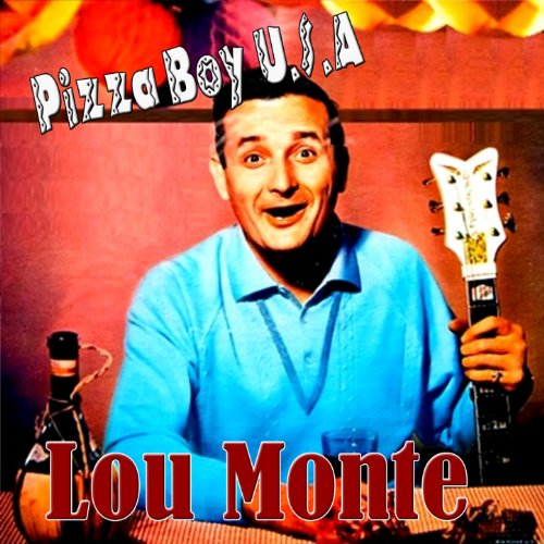 Pizza Boy Usa (1959 Original Vintage Record)