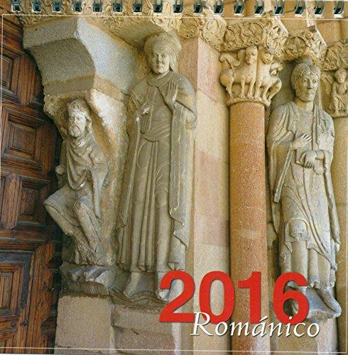 Calendario Mesa 2016. Romanico 15 X 14