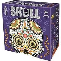 Asmodee Lui-même ASMSKR01N Skull Card Game