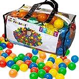 Générique Sac de 100 Balles Colorées de Jeu Piscine
