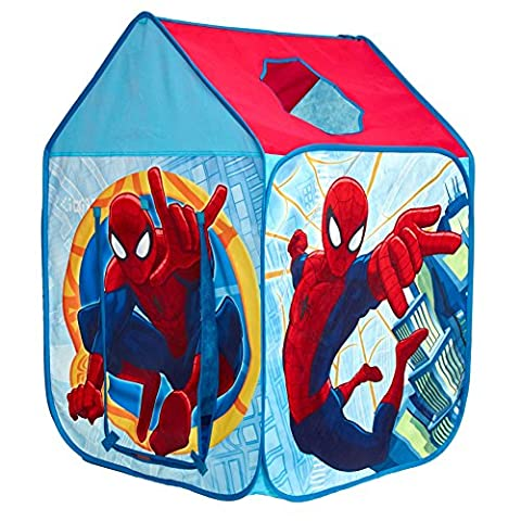 Marvel Spider-Man Wendy House Playhouse - Pop Up Role Play Tent