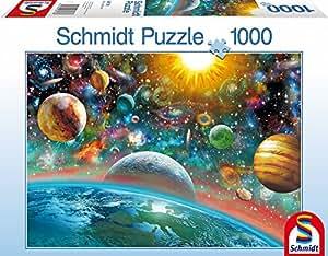 Schmidt Jigsaws Outer Space (1000 Pieces)