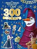 Telecharger Livres REINE DES NEIGES 300 Stickers Joyeuses fetes avec Olaf (PDF,EPUB,MOBI) gratuits en Francaise