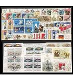 Goldhahn DDR Jahrgang 1986 gestempelt komplett Briefmarken für Sammler