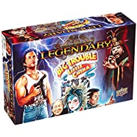 Legendary Encounters Deck Building Game: Big Trouble in Little China