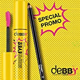 Debby Mascara Surpreyes Black + Eye Liner 10 Nera
