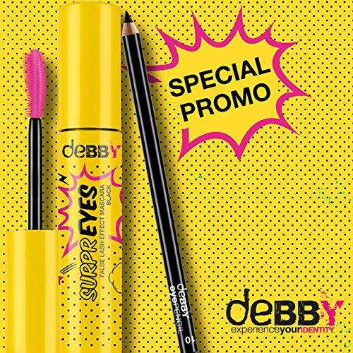 Debby Mascara Surpreyes Black + Eye Liner 10 Nera