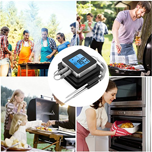 Zoom IMG-2 actopp termometro cucina con doppia