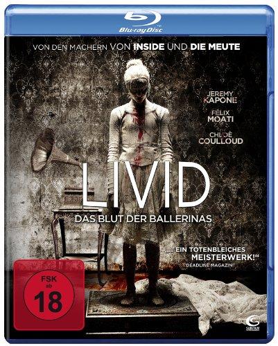 Livid - Das Blut der Ballerinas (Uncut) [Blu-ray]
