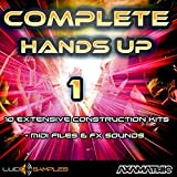 Complete Hands Up Vol. 1-10 Extensive Hands Up Construction Kits [WAV + MIDI Files] [DVD non Box]