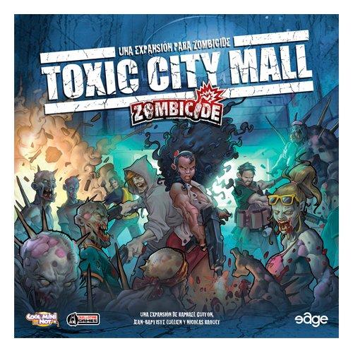 Edge Entertainment Toxic City Mall, expansión para Zombicide (ZC02)