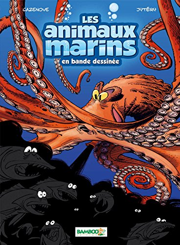 Les animaux marins en BD - tome 2