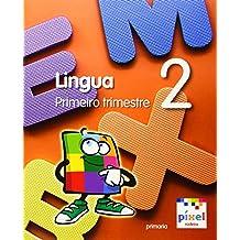 Proxecto Píxel, lingua, 2 Educación PriMaría - 9788483492833