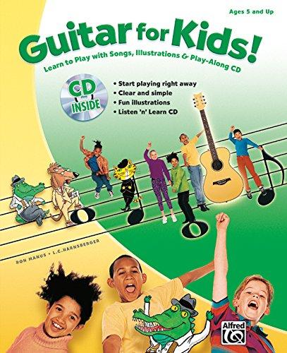 Guitar for Kids! di Ron Manus