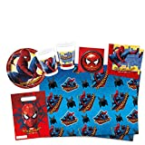 Procos 10117004Party Set Spider Man Home coming