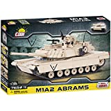 General Dynamics Land Systems - M1A2 Abrams, tanque, color beige (Cobi Factory 2608)