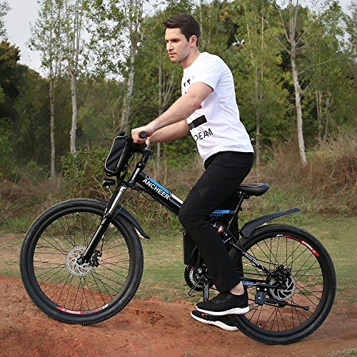 Ancheer Faltbares E-Bike - 3