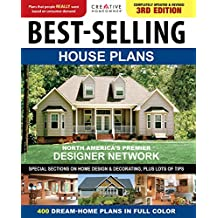 Best-Selling House Plans: 400 Dream Home Plans in Full Colour (English Edition)
