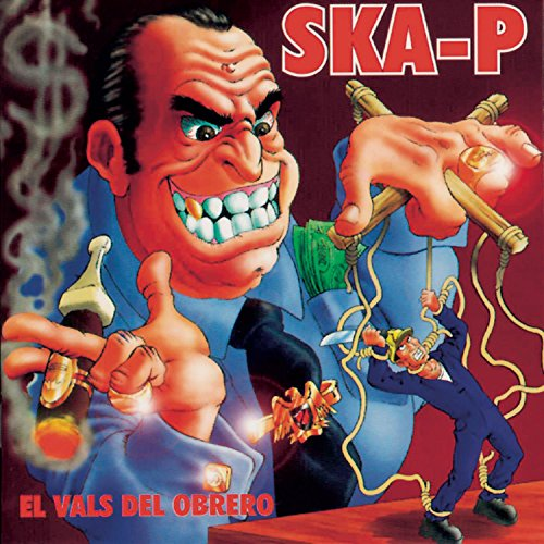 Ska-P: El Vals Del Obrero (Audio CD)