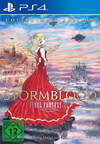 final fantasy 14 heavensward ps4 Final Fantasy XIV: Stormblood - Collector's Edition [PS4]