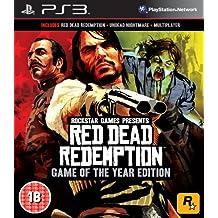 Take-Two Interactive Red Dead Redemption - Juego (PS3, PlayStation 3, Acción / Aventura, M (Maduro))