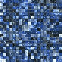 Suchergebnis Auf Amazon De Fur Mosaik Fliesen Bad Blau