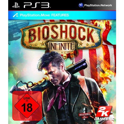 BioShock: Infinite (uncut) - [PlayStation 3]