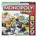 Hasbro - Jeux de Société - Monopoly Junior