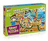 Gibsons Spot The Sillies- Pesky Pirates Jigsaw Puzzle (100 Pieces)